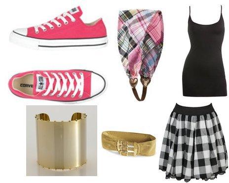 Avril Lavigne Shoes. Athletic Shoes by Converse
