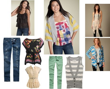Cute Clothing Websites For Teenagers he cutest clothes