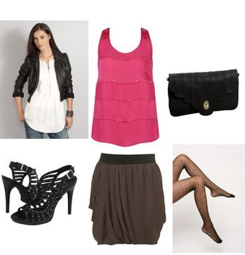 Topshop, Forever 21, New York & Co., Melie Bianco, Urban Outfitters, Jessica Simpson