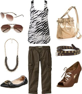 BCBGirls, Forever 21, Kensie, American Eagle, All Black, Michael Kors, Old Navy, Forever 21