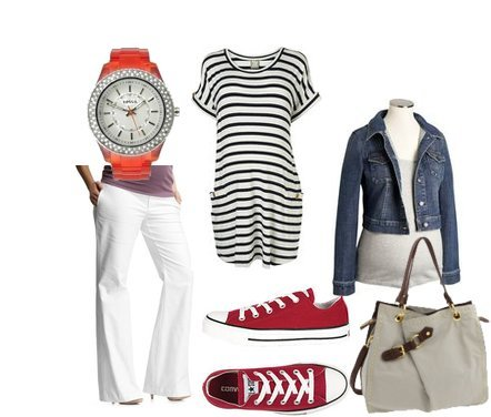 Fossil, , Converse, Old Navy, Topshop, Gap