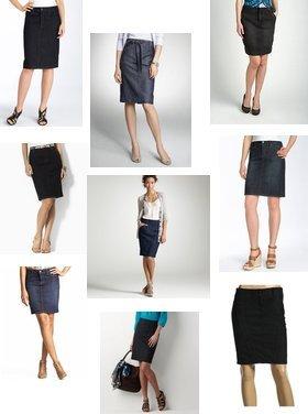 Banana Republic, Esprit, Jag Jeans, LOFT, Lauren Ralph Lauren, DKNY, J.Crew, Talbots, Not Your Daughter's Jeans