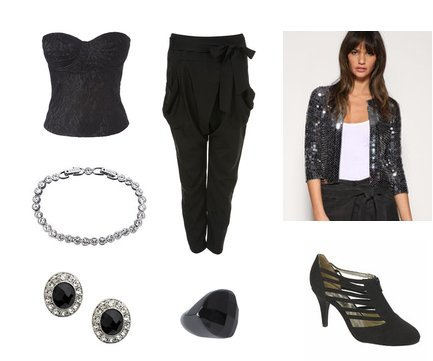 Kenneth Jay Lane, Karen Millen, Monet, Cachet London, New Look, Lipsy, Topshop