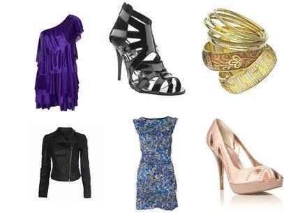 A/Wear, Topshop, Schuh, Carvela, New Look
