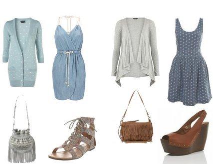 Miss Selfridge, Oasis, Oasis, Topshop, Topshop