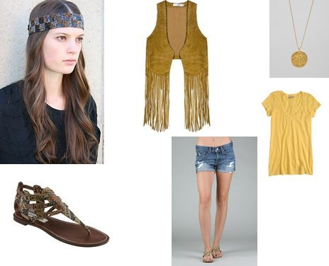 Victorian Hippie, Steve Madden, Delia's, Victorian Hippie