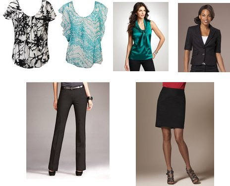 The Limited, Ann Taylor, Forever 21, The Limited