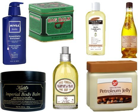 Kiehl's, L'Occitane, Walgreens, Carol's Daughter