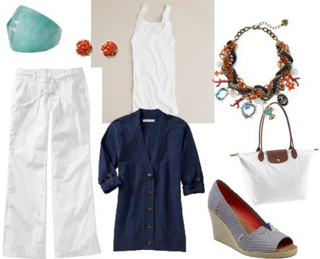 Anthropologie, Longchamp, Toms, Urban Outfitters