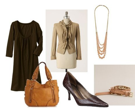 Nine West, Forever 21, J.Crew, Nine West, Anthropologie