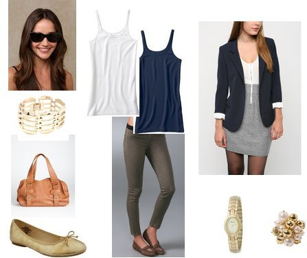 Charlotte Russe, Old Navy, Oasis, Old Navy