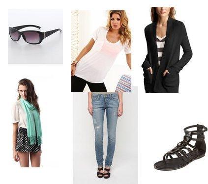 Urban Outfitters, Miss Me, Gap, Victoria's Secret