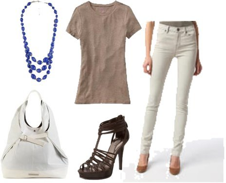 Forever 21, GUESS, BCBG Max Azria, Old Navy