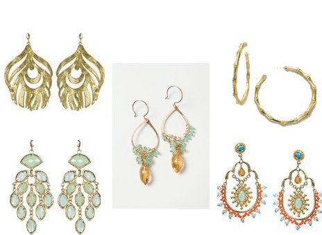 Kendra Scott, Anthropologie, Kenneth Jay Lane