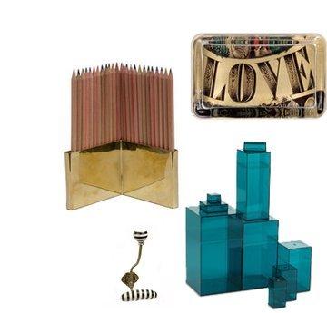 Anthropologie, Container Store, Jayson Home & Garden
