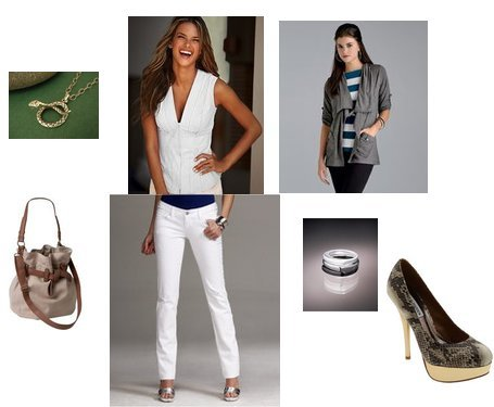 Steve Madden, Gianni Bini, Express, Old Navy