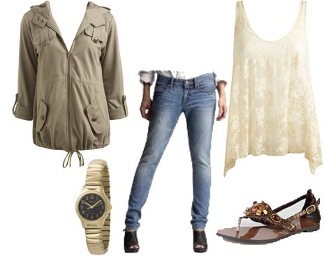 Timex, Charlotte Russe, Wet Seal, Wet Seal