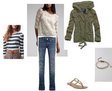 Shashi, Urban Outfitters, Old Navy, American Eagle