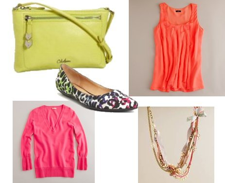 J.Crew, J.Crew, Cole Haan, J.Crew, Nine West