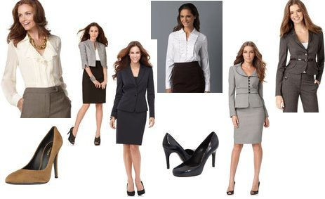 Nine West, Tahari Suits, Balmain, Pedro Garcia