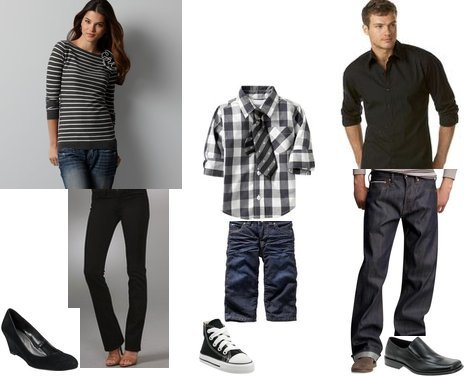 Aldo, Gap, Calvin Klein Jeans, Old Navy, Gap