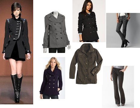 Calvin Klein, LOFT, Delia's, Warehouse, Miss Sixty