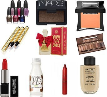 Sephora, Make Up For Ever, Yves Saint Laurent