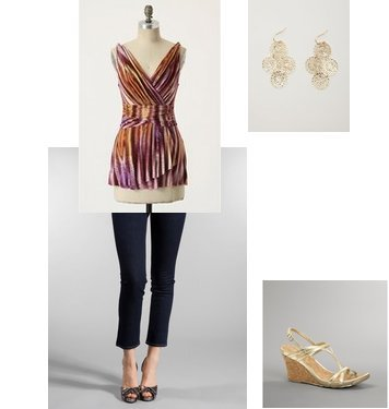 Charlotte Russe, Kenneth Cole, Anthropologie