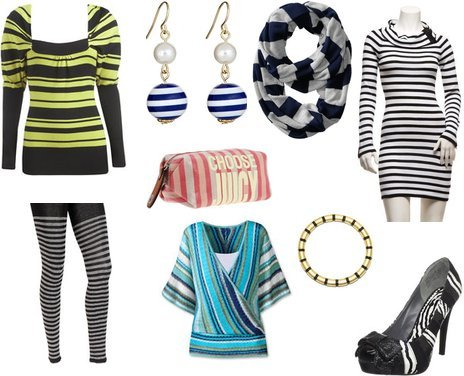 Striped Cute Outfit Ideas for a Friday Blast | My Vogue Trendy, Cute Outfits, Women Fall 2010 Clothing Reviews :  cute outfits trendy and affordable clothing trendy clothing for women trendy outfits