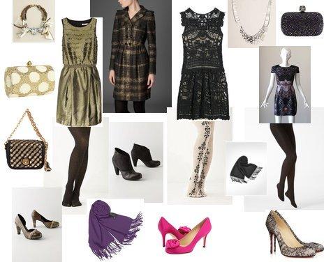 Givenchy, Calvin Klein, Tibi, Kate Spade, Anthropologie