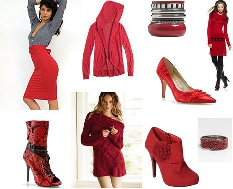 Cute Fall Dresses For Women Cute Outfits for Fall in Red