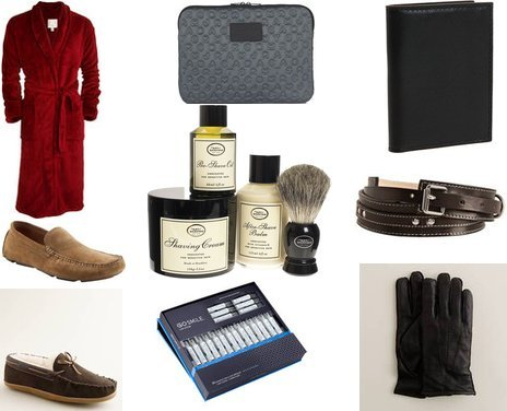 The Art of Shaving, Go Smile, J.Crew, Marc by Marc Jacobs