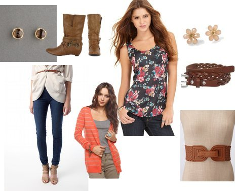 CCC, BDG, Alloy, American Eagle, Charlotte Russe