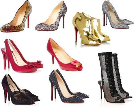 Christian Louboutin, Christian Louboutin, Christian Louboutin