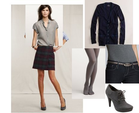 Express, Me Too, Charlotte Russe, J.Crew, Lands' End Canvas
