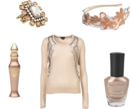 Topshop, Urban Decay, Cara Accessories, Forever 21
