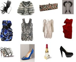 Forever 21, Christian Louboutin, Notte by Marchesa