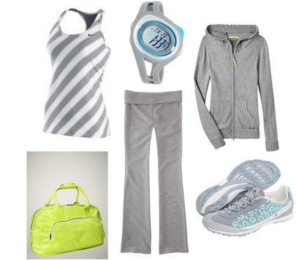 Gap, Athleta, Soma, Aeropostale, Nike, adidas by Stella McCartney