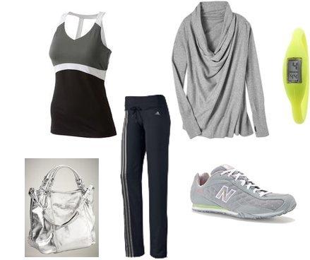 Gap, New Balance, Athleta, adidas
