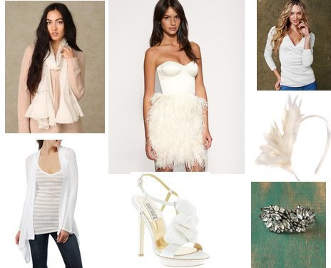 Free People, Badgley Mischka, Splendid, Victoria's Secret