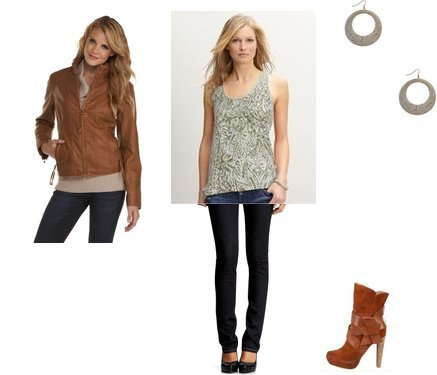 Big Chill, Forever 21, Banana Republic, Gap