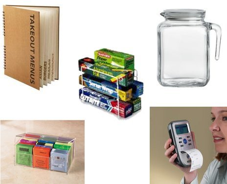 Container Store, OXO, SmartShopper, Takeout