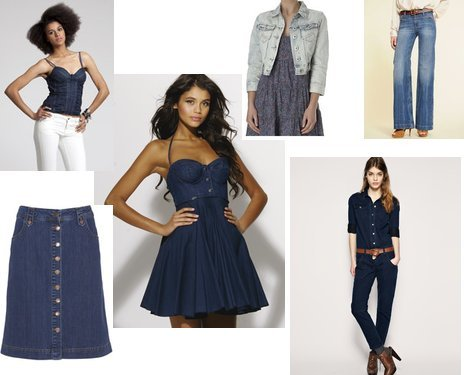 Warehouse, New Look, Mango, Asos, Miss Sixty