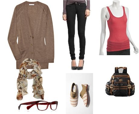 Urban Outfitters, Gap, Tory Burch, Oliver Peoples