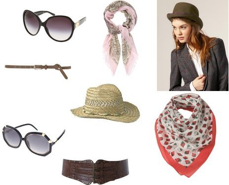 Topshop, New Look, Asos, Dolce & Gabbana, Oasis