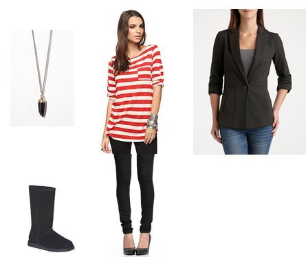 Xhilaration, Urban Outfitters, Charlotte Russe