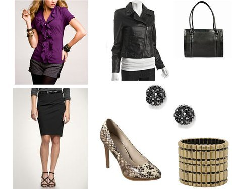Kenneth Cole Reaction, Forever 21, Express