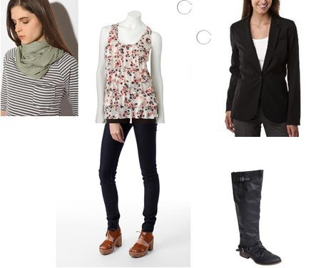 Forever 21, Urban Outfitters, Mudd, BDG