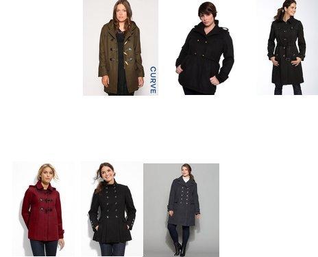 London Fog, Style&co., Calvin Klein, Steve Madden