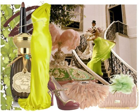 Cara Accessories, Annick Goutal, Paul's Boutique